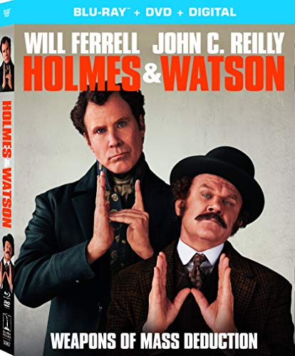 Holmes and Watson [Blu-ray]