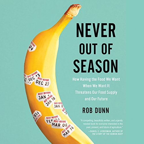 Never out of Season cover art