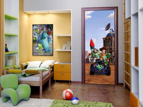 AG Design fTDv 1811 Violet-Panneau Mural Photo photomurals Disney-Toy Story