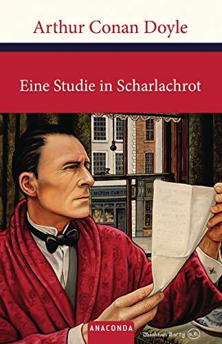 Eine Studie in Scharlachrot (Sherlock Holmes) (Große Klassiker zum kleinen Preis, Band 151)