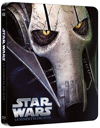 Star Wars Ep.3 - La Vendetta Dei Sith (Limited Edition Blu-Ray + Steelbook)