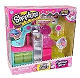 Shopkins Shoe Dazzle Mid Price Playset vending machines Dec, 2020