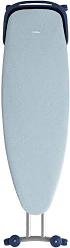Sunbeam SB7400 Chic Ironing Board with Steam Generator Iron Tray | Retractable Iron Rest & Rail | Extra Thick Padded ...