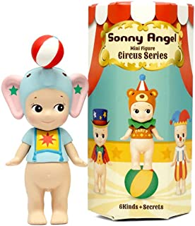 Sonny Angel Mini Figure Circus Series 2019, 1 Sealed Blind Box Mini Figure