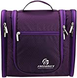 Hanging Toiletry Bag - Premium Extra-Large Capacity Travel Essentials...