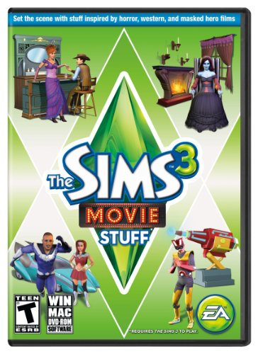 The Sims 3 Movie Stuff - PC by Electronic Arts