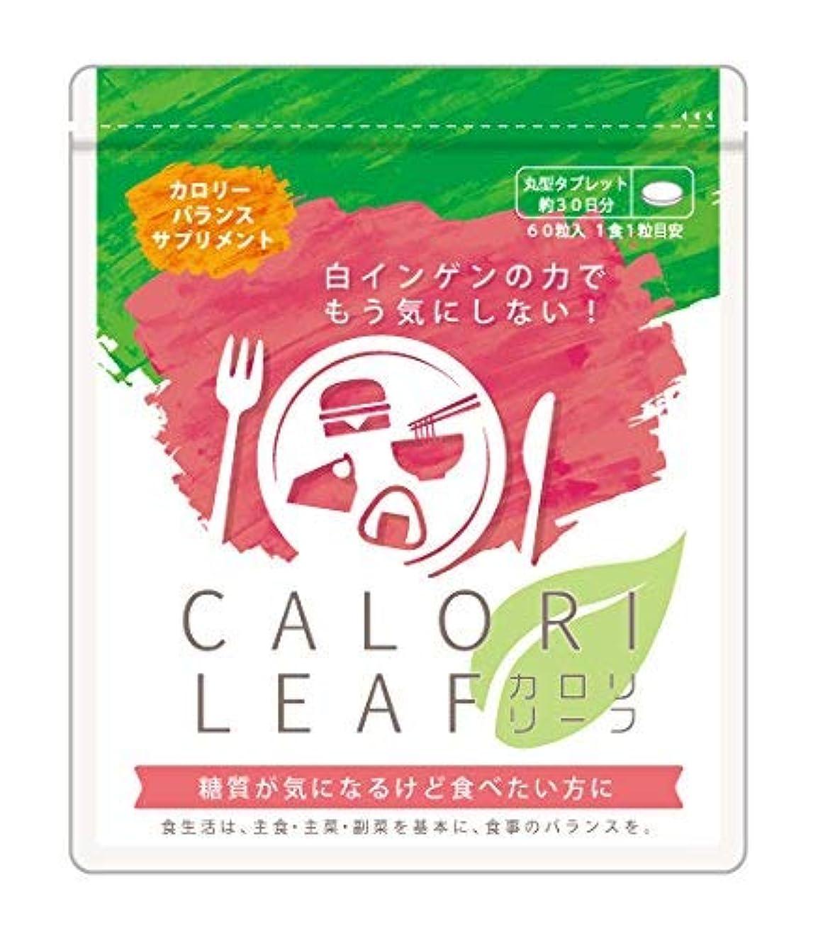 頭いわゆる研究所【5袋セット】カロリリーフ 60粒入り (30日分)