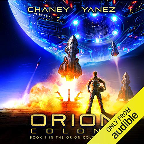 Orion Colony book cover
