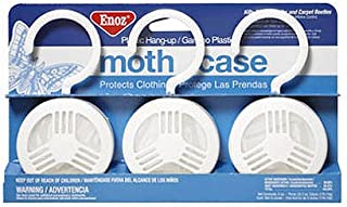 Enoz Willert Home Products 4023 3-Pack Moth Hanger, 2-Ounce