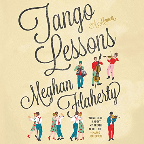 Tango Lessons audiobook cover art