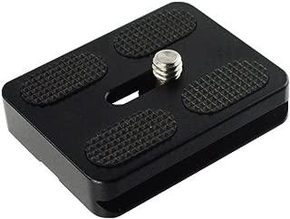 Harwerrel 50mm Quick Release Plate Fits Arca-Swiss Standard for Camera Tripod Ballhead