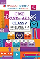 Oswaal CBSE One for All, English Lang. & Lit., Class 9 (Reduced Syllabus) (For 2021 Exam): Vol. 1