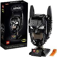 410-Pieces LEGO DC : Batman Cowl 76182 Building Kit