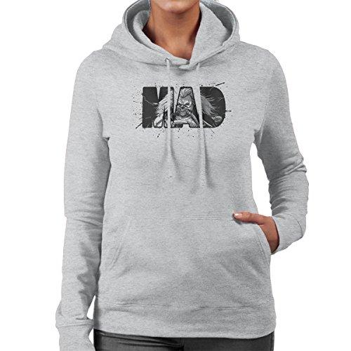 Cloud City 7 Mad Max Fury Road Immortan Joe Women's Hooded Sweatshirt