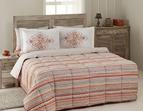 Originele AL Home & Style ÖZDILEK - 4-delig beddengoed 200 x 220 cm in verschillende uitvoeringen | 2 x kussenslopen 50 x 70 | lakens 240 x 260 cm | Standard 100 by Oeko-Tex