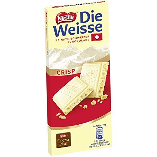 Nestlé Die Weisse Crisp 100g