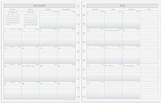levenger calendar refill