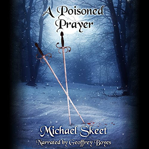 A Poisoned Prayer audiobook cover art