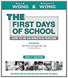Real Estate Investing Books! -  THE First Days of School: How to Be an Effective Teacher, 5th Edition (Book & DVD)