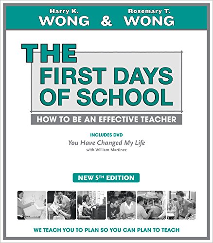 Compare Textbook Prices for THE First Days of School: How to Be an Effective Teacher,  Book & DVD 5th ed. Edition ISBN 9780976423386 by Wong, Harry K.
