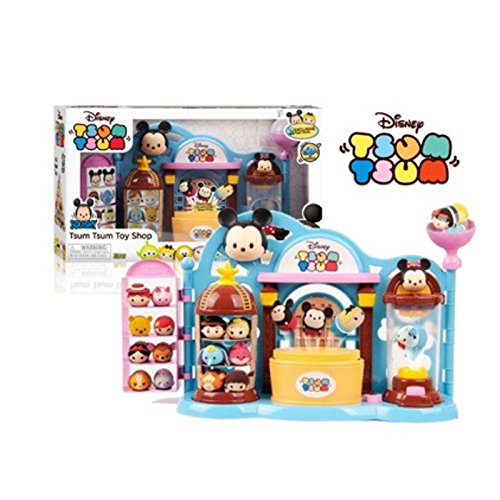 Tsum Tsum Disney Playset (Multi-Color)