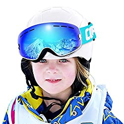 c03881c49f2c This pair is one of the best kids ski goggles that are suitable for junior  skiers and snowboarders. This is a safe choice for your kid because it is  ...