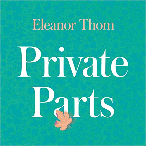 Private Parts audiobook cover art