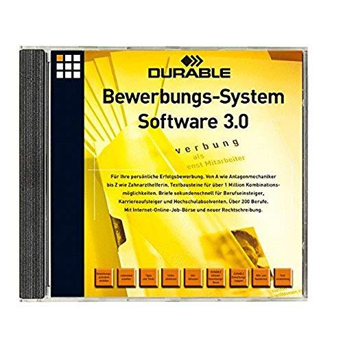 Durable 259502 Bewerbungssoftware System CD (für über 200 Berufe)