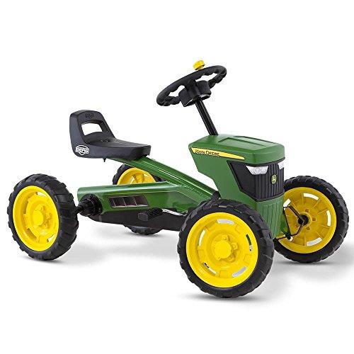 Berg Toys 24.30.11.00 Buzzy John Deere Go-Kart Kinderfahrzeug, Multi-Colored