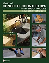 Making Concrete Countertops with Buddy Rhodes: Advanced Techniques
