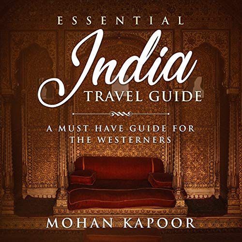 Essential India Travel Guide audiobook cover art