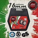 SMC Catene da Neve OMOLOGATE 16mm per Pneumatici GOMME 215/80 R 15 235 55 R 17