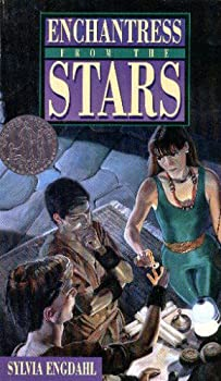 Paperback Enchantress from the Stars Book