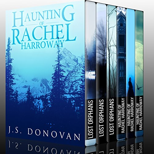 The Haunting of Rachel Harroway Super Boxset audiobook cover art