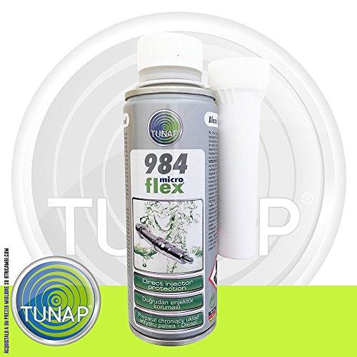 Tunap Microflex 984 ex 983 Protection injecteur pour moteur diesel