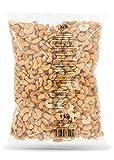 KoRo - Cashewkerne geröstet & gesalzen - 1 kg - knackige gesalzene Cashews