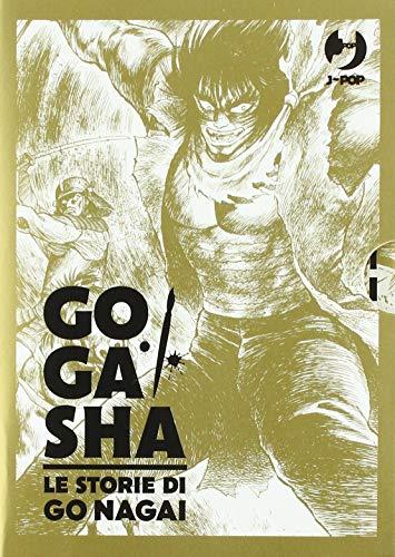 Gogasha. Le storie di Go Nagai. Collection box: 1-2 [Due volumi indivisibili]: Vol. 1-2
