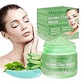 Mascarilla de espinilla, Mascarilla facial de limpieza profunda, Peel off Mascarillas , eliminar puntos negr El acné y el , Hidrata y controla la grasa
