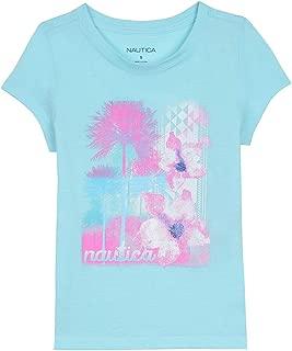 Girls' Short Sleeve Graphic Tee Shirt