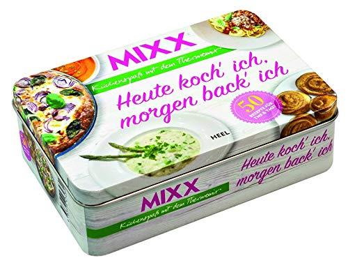 Heute koch' ich, morgen back' ich: 50 Rezepte für den Thermomix®