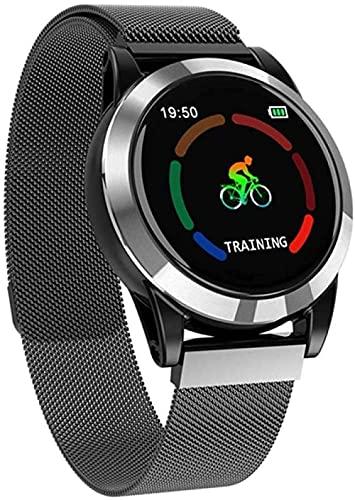 Reloj deportivo inteligente pulsera R15 1 3In masculino femenino reloj inteligente Relogio hoteles presión arterial monitor de frecuencia cardíaca IP67 Smartwatch disponible para iOS Android