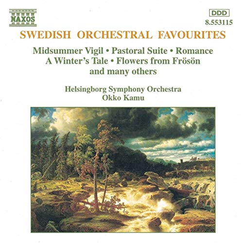 Swedish Orchestral Favourites / Various