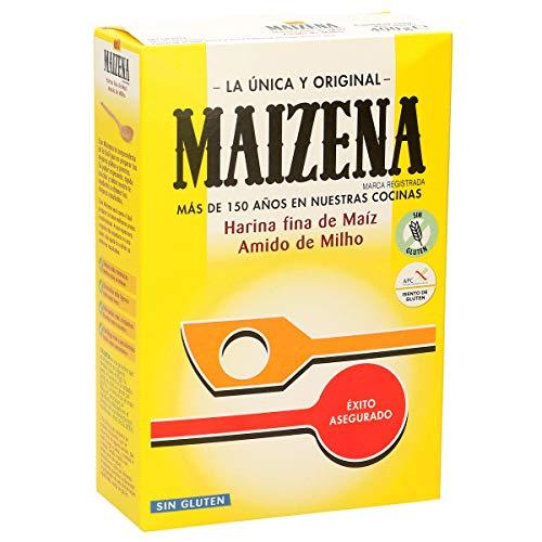 Maizena - Farine 400Gr