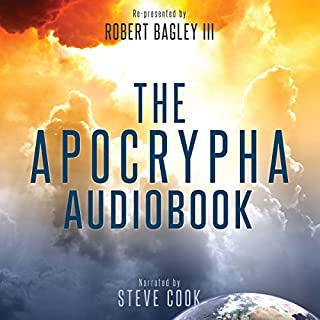 The Apocrypha Audiobook cover art