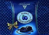 Solidarnosc Pflaumen im Schokoladenmantel, Sliwka Naleczowska, Nettogewicht 300 g -