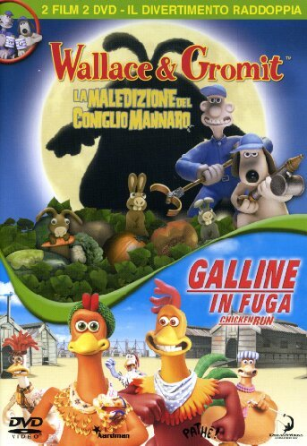 Wallace & Gromit +Galline In Fuga