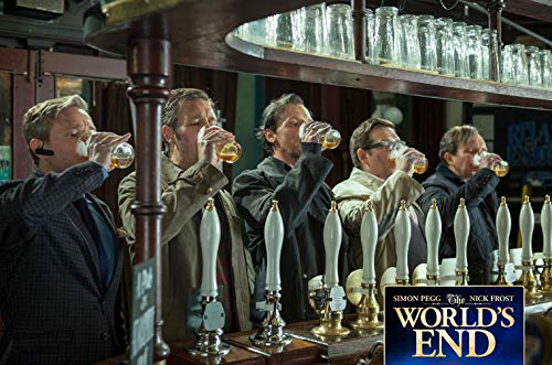 The Worlds End (4K Ultra HD) (+ Blu-ray 2D)