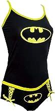 DC Comics Batgirl Glow in the Dark Tank Top and Panty Set