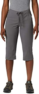 Women's Anytime Outdoor Capri, Water and Stain Repellent