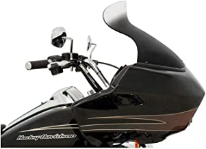 Memphis Shades MEP85808 Ghost Windshield (Spoiler Replacement For Oem Fairings Shield Fltr Road Glide 2004-2013 11